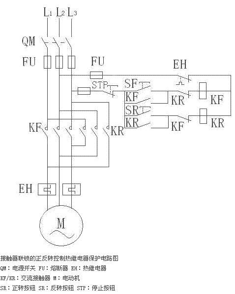 三相油泵电机正反转电路图.jpg
