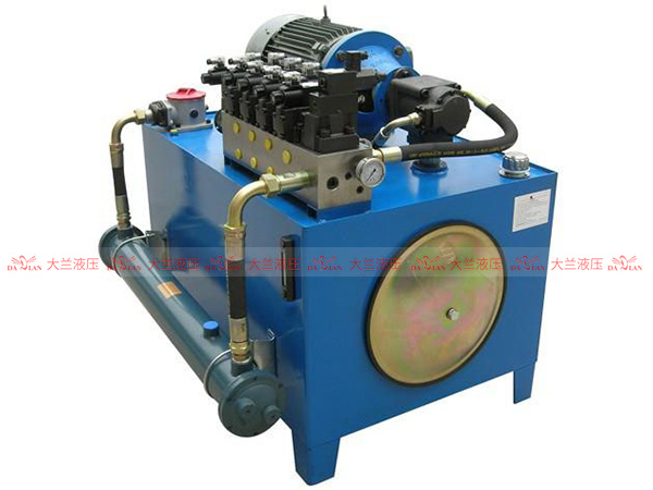 液压系统中液压油油温控制分析