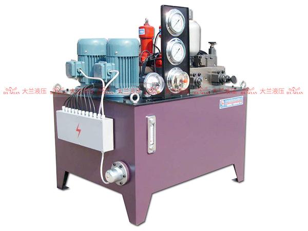 浅谈高温液压泵站设计要求