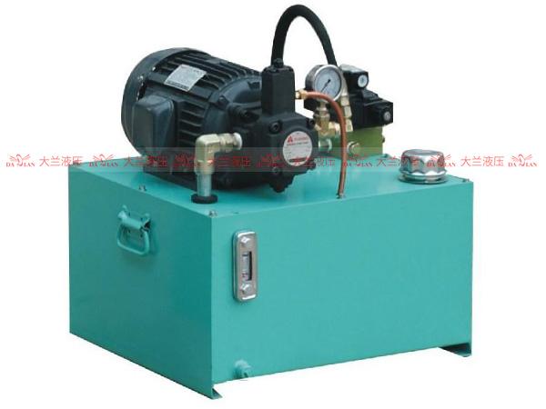 液压系统简单故障识别及排除方法