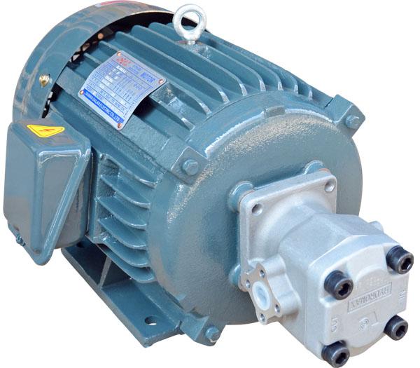 液压泵和电机功率的计算