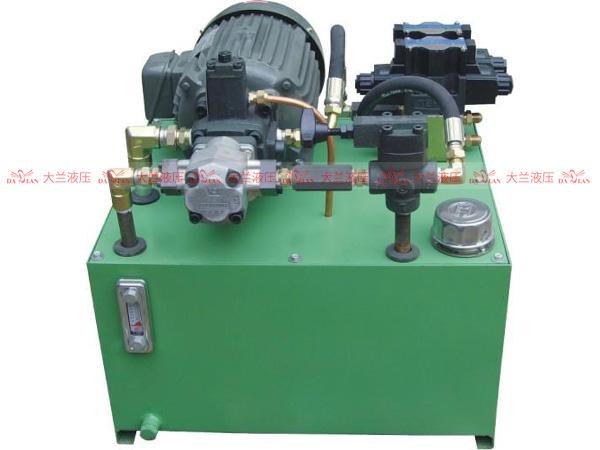非标液压系统气穴现象是指什么?如何预防?