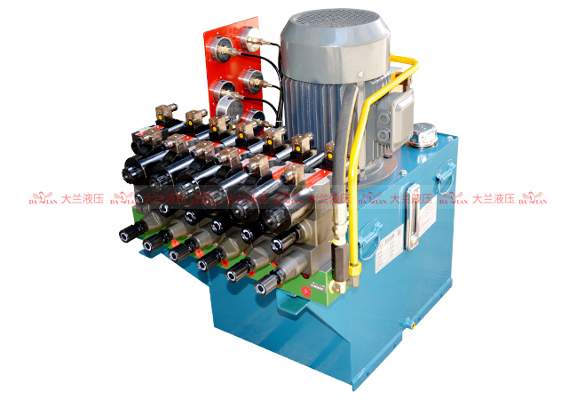 液压系统中控制阀的组成及作用