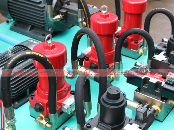 液压系统中胶管的正确安装方式