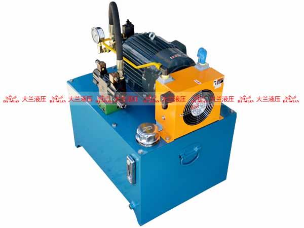 液压系统通用性和易操作的性能