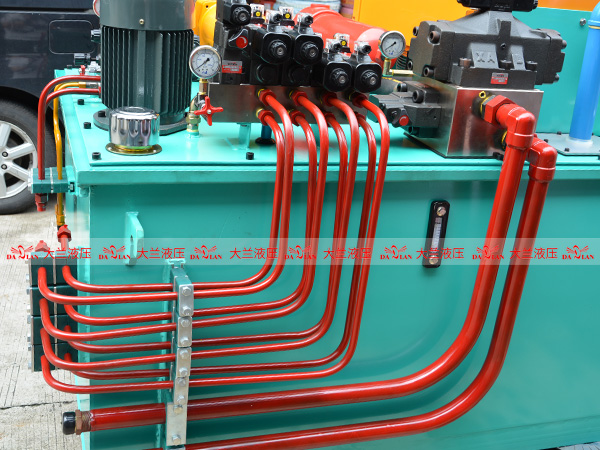 选择液压系统管道管路的3种方法