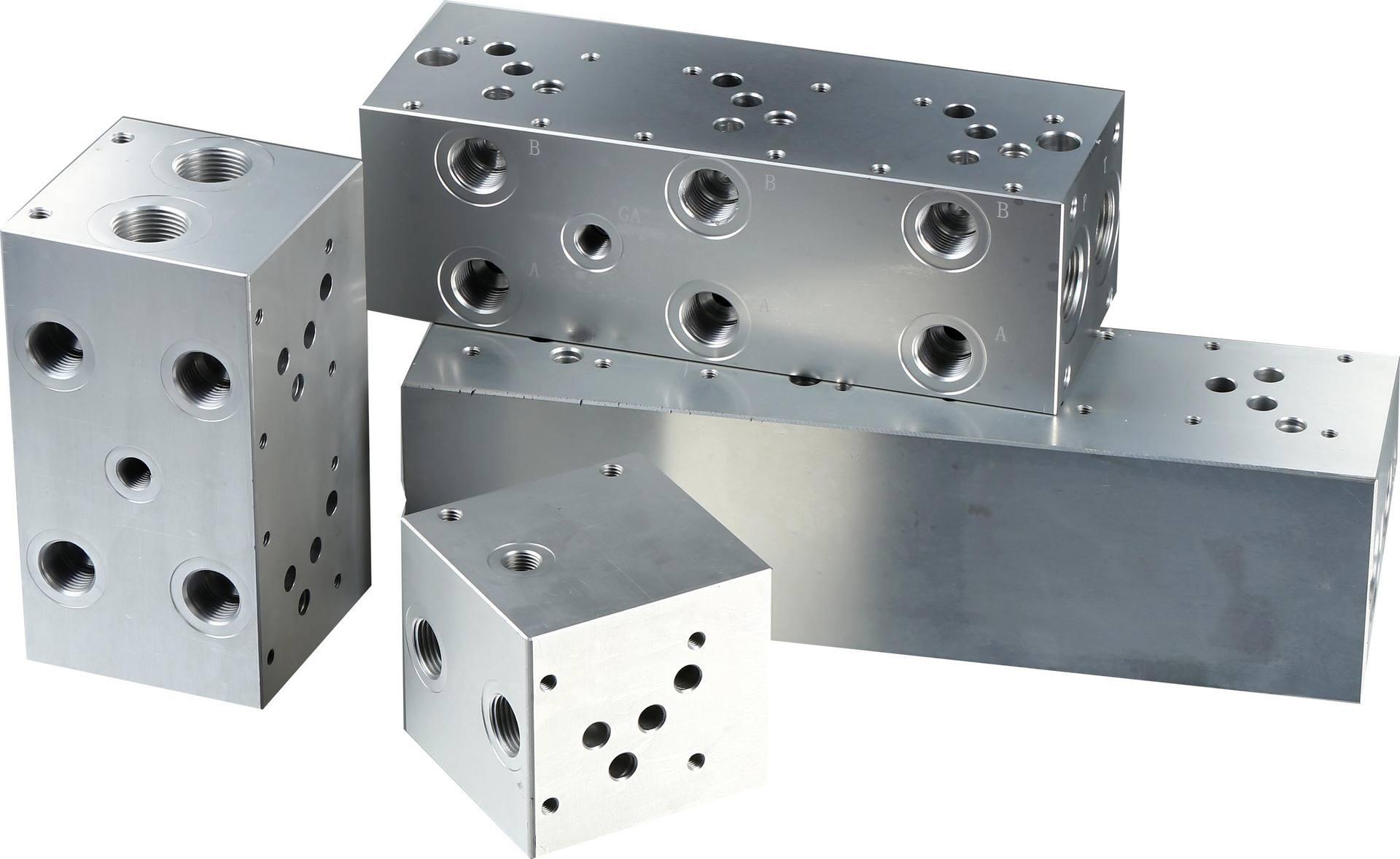 液压系统集成块的特点和作用