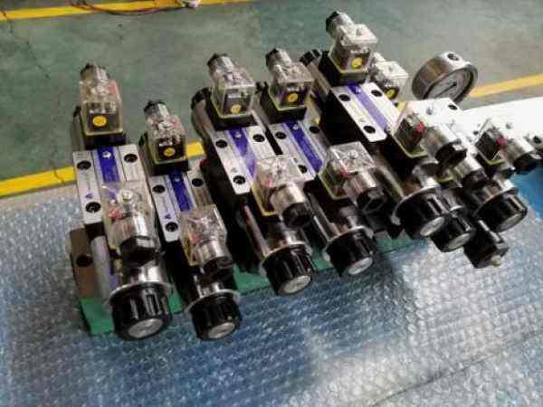 液压系统中电磁阀的安装使用和故障排除