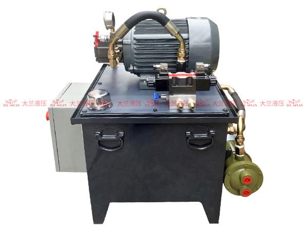 高温液压泵站设计要求