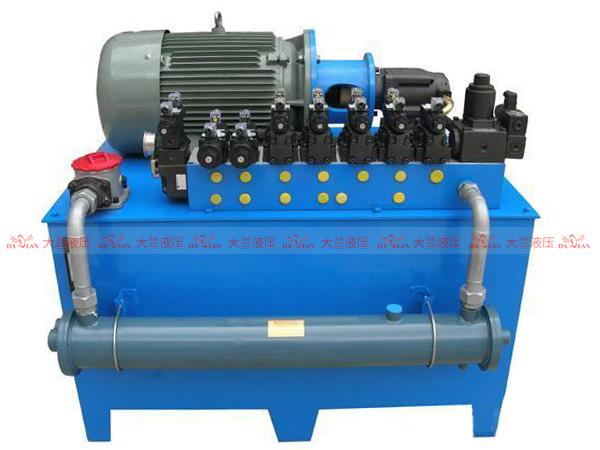 液压油泵5点要了解的外在因素与运行操作注意事项