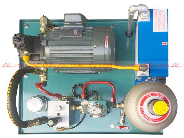 液压元件的基本参数及分类