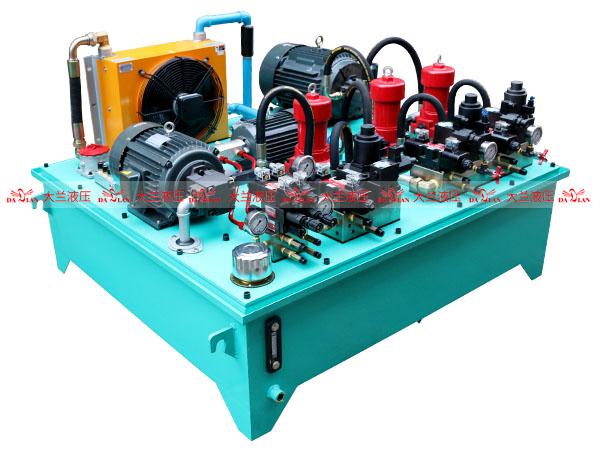 大型液压系统安装步骤有哪些环节?