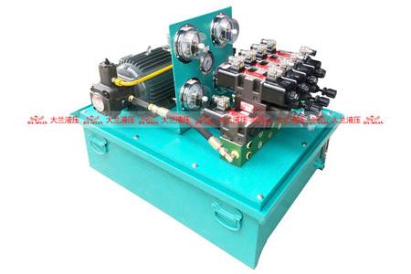 液压系统元件功能及其符号分析