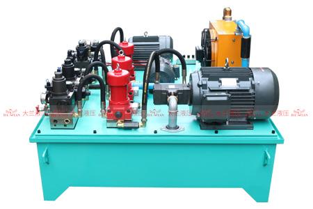 液压系统过滤器通流能力的选取
