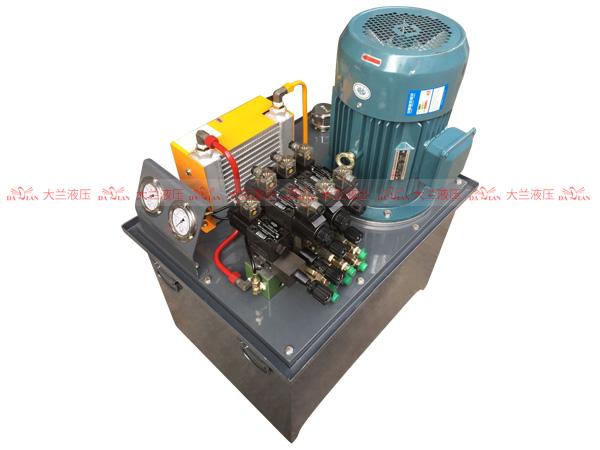 液压系统换向阀的主要性能