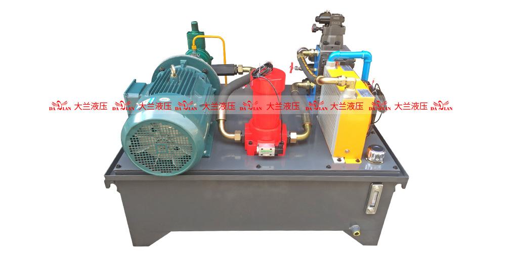 液压系统基本组成元件及其分类