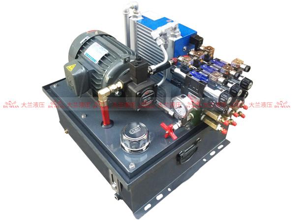 液压系统的设计要求