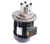 CBN立式液压油泵电机