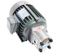 CBN齿轮泵油泵电机